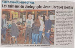 photos animalières drôme jj bertin.fr 2019 vernissage exposition boulangerie Bio Jacopain 2018